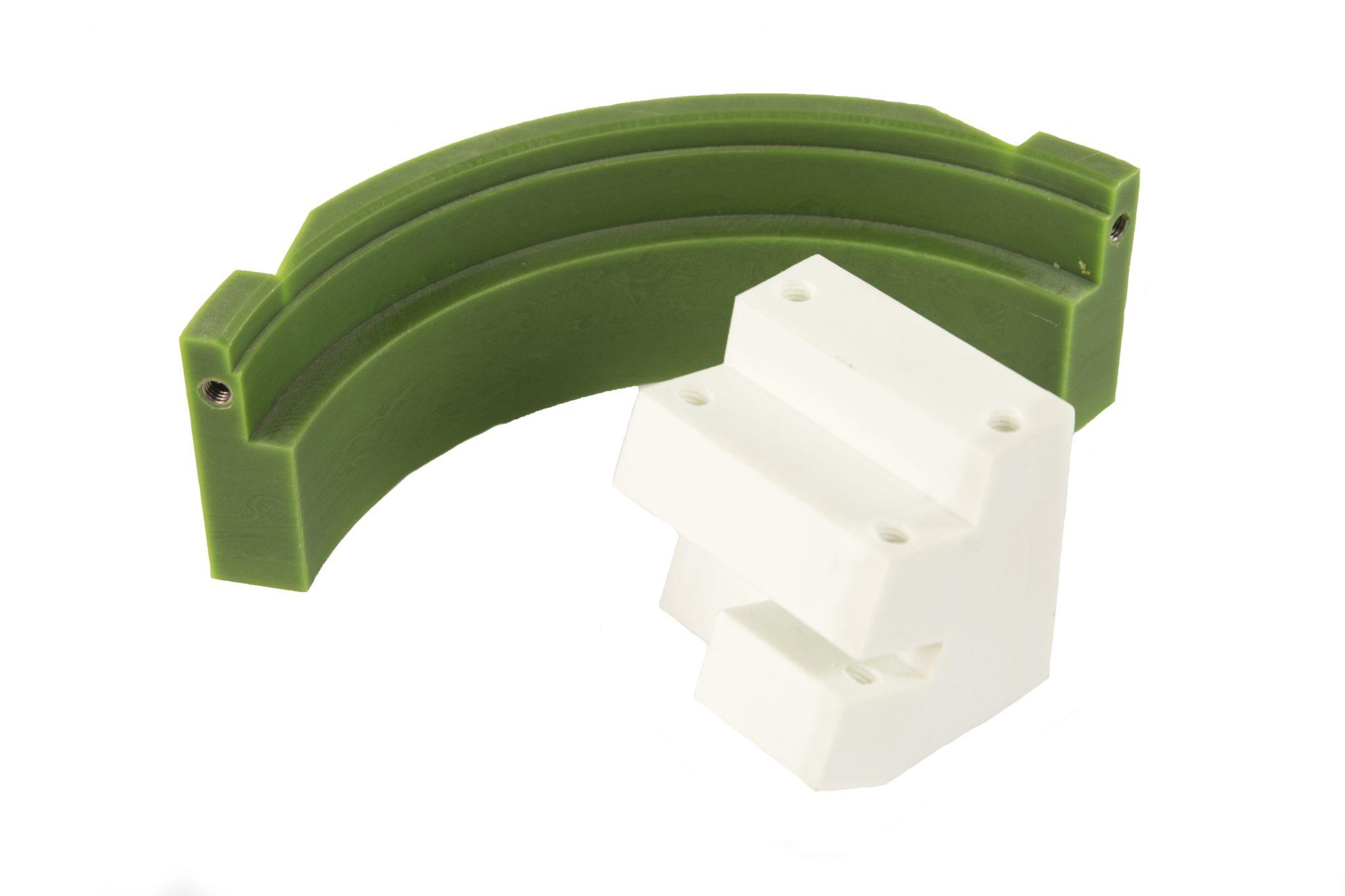 Makrolon - Polycarbonate - Lexan - CNC Machining - Plastic Fabrication