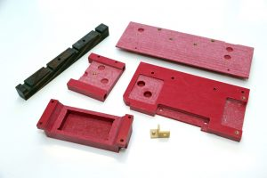 GPO3 Machining-Material -Industrial Plastic materials