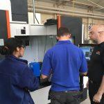 Machined Plastic Parts - Nylon Milled Engineering Plastics