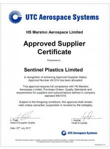 Approved Supplier - Engineering Plastics