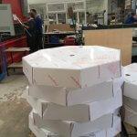 Makrolon Polycarbonate Fabrications