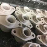 Engineering Plastics CNC Machining -PEEK
