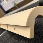 Tufnol - Plastic CNC Machining -Plastic Engineering, EM42 Machining