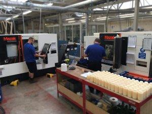 Custom Plastic Parts Machined