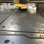 PVC Sheet Machining - Plastic Machining