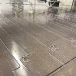 Plastic sheet routing