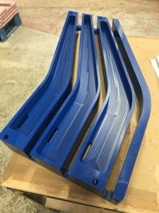 PE Milled Parts - PE Machining