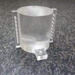 Acrylic Machining, Perspex Machining, CNC Machined Acrylic Parts