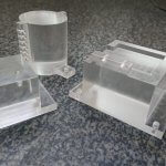 Acrylic Machining - plastic Engineering Plastics