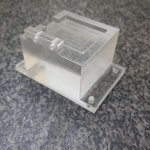 Machined Acrylic, Acrylic CNC machining, Parts To Custom Specification